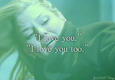 and then you cry and your tears are swanfire but  then you have a captain swan smile when you find out she an hook can be together!!!!
