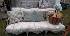Image result for Paintings with couches and cushions in them