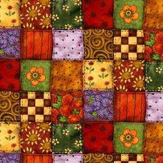 Spectrix Harvest Angels by Debi Hron 24832 MUL1 Patch Quilt