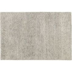 if you wanted to keep POPS of color to chair, pillows, art, etc. Parker Neutral Rug in All Rugs | Crate and Barrel