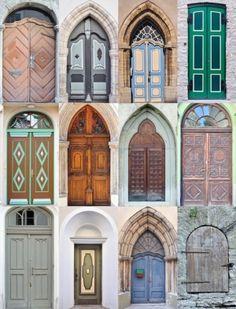 Choose your favorite doors
