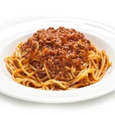 Mum's Spaghetti Bolognaise
