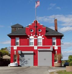 Detroit Firehouse 23 | Shared by LION