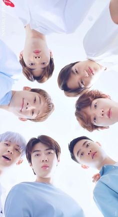 Nature Republic with Exo