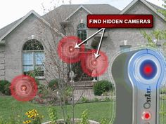 Protect your privacy from eavesdroppers with our counter surveillance equipment. We offer hidden camera finders, bug detectors, audio jammers, & much Wifi Spy Camera, Security Camera, Hidden Video Camera, Hidden Camera Detector, Counter Surveillance, Hide Video, Best Wifi, Spy Gear, Surveillance Equipment