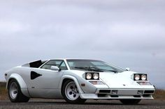 1985 Lamborghini Countach 5000S for sale in Emeryville California United States | Classic and Performance Car