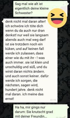 Simply 37 very, very funny text messages with a totally unexpected ending Einfach 37 sehr, sehr witzige Textnachrichten mit total unerwartetem Ende - Cute Baby Humor 9gag Funny, Funny Fails, Funny Jokes, Text Messages Crush, Funny Text Messages Fails, Funny Baby Quotes, Funny Quotes About Life, Cute Text, Very Funny Texts