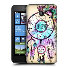 Head Case Designs Dreamcatcher Trend Mix Protective Snap-on Hard Back Case Cover for Nokia Lumia 630 Dual SIM Lumia 630 Head Case Designs http://www.amazon.com/dp/B00M9U0S38/ref=cm_sw_r_pi_dp_PM5cub1SM2MDM