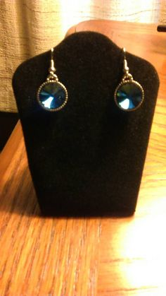 Check out this item in my Etsy shop https://www.etsy.com/listing/219972025/stunning-royal-blue-crystal-silver