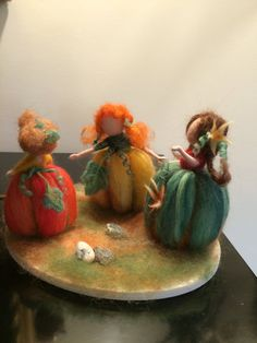 Hey, I found this really awesome Etsy listing at https://www.etsy.com/listing/244756002/needle-felted-waldorf-inspired-home