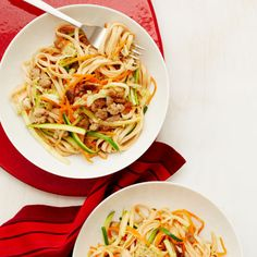Sodium Girl's Low-Sodium Lo Mein - WomansDay.com
