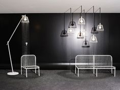 Axor partnered with Nendo to re-imagine the shower.