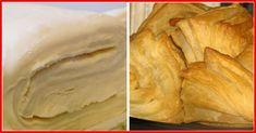 Rețeta rapidă de aluat foietaj. Aluatul este gustos și aerat, ideal pentru o mulțime de deserturi! - Bucatarul Vegetarian Cooking Classes, Cooking Red Potatoes, Romanian Desserts, Savory Tart, Snack Recipes, Snacks, Bread Rolls, Bakery, Food And Drink