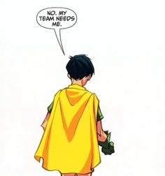 Dick Grayson. Teen Titans: Year One