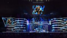 beyonce stage design - Google Search
