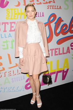 Stella McCartney brings star power to Hollywood showcase | Daily Mail Online