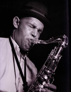 Dexter Gordon during his GO recording session, Englewood Cliffs NJ, August 27 1962 (photo by Francis Wolff)