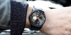 LG G Watch R is official with its Moto 360-rivalling round face