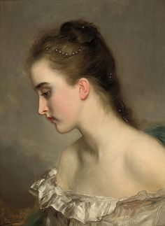 Gustave Jean Jacquet - The debutant