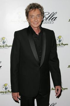 Barry Manilow Photos: The Society Of Singers 17th Annual ELLA Awards - Arrivals