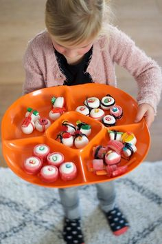 Party Food / Candy Sushi