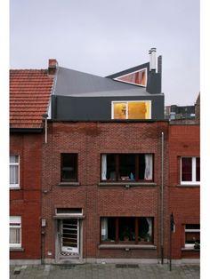 Roof extension // Architecten de vylder vinck taillieu // The Netherlands