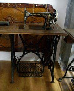 MUSEO DE COSTURA: GRITZNER máquinas de coser