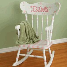 Kids Rocking Chair | ... Kids Rocking Chairs Kids Custom