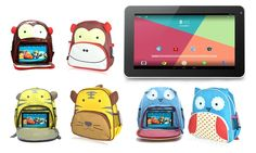 """Groupon Goods Global GmbH: Quad core 7"""" Android Tablet Dual Camera with choice…"""