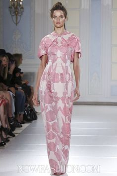 Temperley London Ready To Wear Spring Summer 2014 London