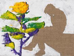 Talking Loud Saying Nothing, 2016 by Hannu Palosuo. Oil on canvas, 30x40 cm, 1100€. Inquiries sari.seitovirta@seitsemanvirtaa.com / GALERIE SEITSEMÄN VIRTAA
