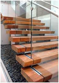 Custom Fabrication Stair Treads