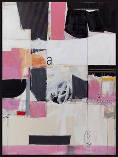 "Saatchi Art Artist Susan Washington; Collage, ""It Could Be Sweet"" #art"