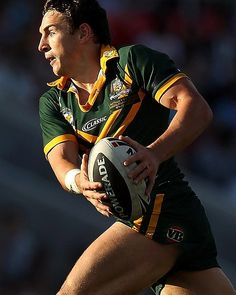 1. Billy Slater- The squad of 18 to face New Zealand in the Anzac Test #NRL