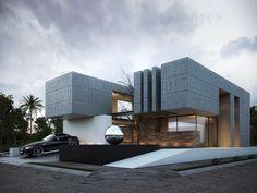 Casa Residencial en Tabasco, Mèxico.