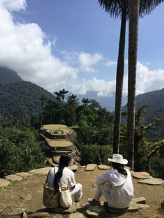 Lost City Trek, Colombia Lost City, Thunderstorms, Panama Hat, Trek, Waterfall, Colombia, Lightning Storms, Storms, Waterfalls