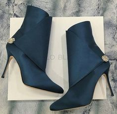 ***must have these satin booties ***