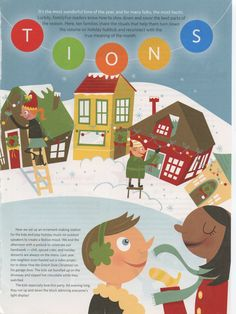 Christmas traditions from Family Fun Magazine