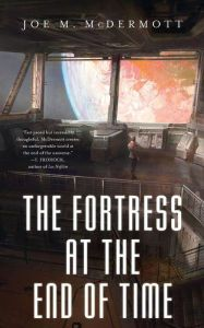 """In The Fortress at the End of Time, humanity has expanded across the galaxy by use of ansible and clone technology, but an enemy stands in their way—an enemy alien in concept as much as physiology."" (Goodreads.com)"