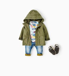 SHOP BY LOOK-BABY BOY | 3 months - 4 years-KIDS | ZARA United States