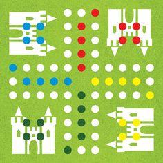 diy-ludo-board-game-template -