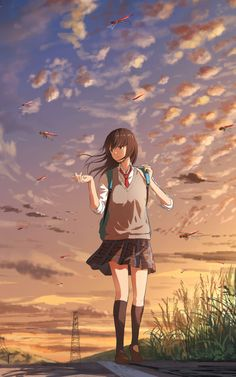 Manga Anime Girl, Kawaii Anime Girl, Anime Guys, Pretty Anime Girl, Beautiful Anime Girl, Anime School Girl, Cute Anime Profile Pictures, Cute Girl Wallpaper, Anime Scenery Wallpaper