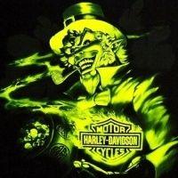 Evil Leprechaun Men's T-shirt - Dublin Harley-Davidson Store Harley Davidson Store, Harley Davidson Pictures, Motor Harley Davidson Cycles, Evil Leprechaun, J Tattoo, Pride Tattoo, Evil Tattoos, Irish Symbols, Lowrider Art
