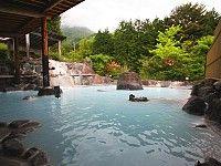 Japanese hot springs (onsen)