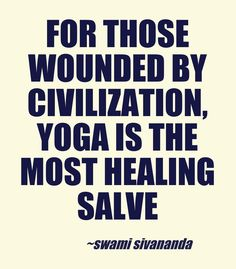 #YogaQuote #Healing | Loved and pinned by www.downdogboutique.com