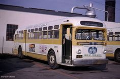 Bay Shore Transit Lines Old Look GMC