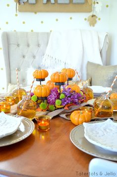 Getting my Home Ready for Fall with [@bhglivebetter] from Wal-Mart!! -- Tatertots and Jello
