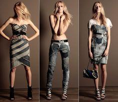 Этно-милитари: коллекция Trussardi 1911  Весна-лето 2013 на fashion-fashion.ru