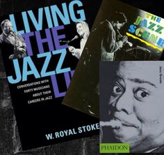 With your donation of $75 to Jazz and Bossa Radio get this 3 Jazz Book Collection. W. Royal Stokes Living the Jazz Lifestyle & The Jazz Scene, David Perry Jazz Greats https://www.indiegogo.com/projects/jazz-and-bossa-radio-2015-funding-campaign-iv/x/9070619#/story Plus get Jazz CDs, DVDs & Books with your donation to Jazz and Bossa Radio
