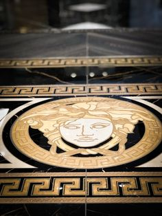 Versace Collection at Wayne Tile Donatella Versace, Gianni Versace, Home Room Design, Decor Interior Design, Luxury Home Decor, Luxury Homes, Versace Tiles, Versace Furniture, Versace Store